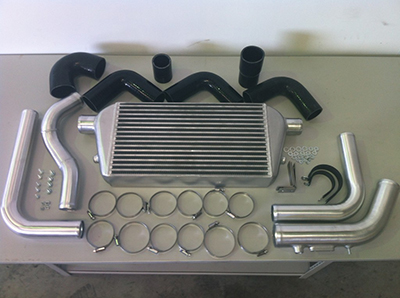 Toyota Prado intercooler kit