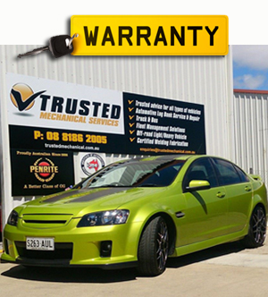 Have a new car still in factory warranty?